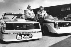 volvo 262 cars motorsport racing racecar jan ellemann jakobsen sweden nordic widebody bodykit 80's 80s 70s 70's super saloon racer