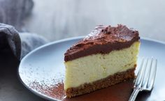 cheesecake Danish Food, Cheesecakes, Feel Better, Tiramisu, Delicious Desserts, Pudding, Sweets, Healthy, Ethnic Recipes