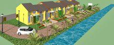 Townhouse, Golf Courses, Fair Grounds, Modern, Fun, Travel, Trendy Tree, Viajes, Terraced House