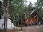 Dancing Rabbit | broken bow cabins at beavers bend lodging cabins rental near broken bow oklahoma lake