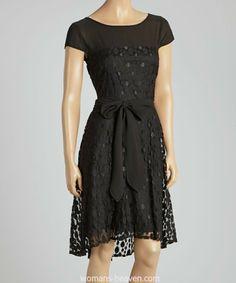 dress, dress image, fashion, image, moda, photo, picture, black dress, style , dress photo, dress picture http://www.womans-heaven.com/black-dress-image-9/