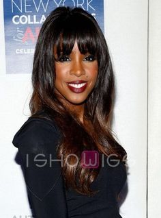 Perfect Long #1 T-Colored #4 Remy Human Hair Full Lace Wig http://www.ishowigs.com/perfect-long-1-t-colored-4-remy-human-hair-full-lace-wig-fl20950.html