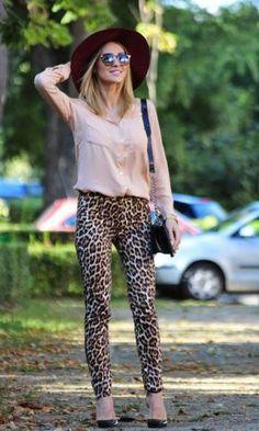 Look Camisa + Onça - Moda it | Moda It