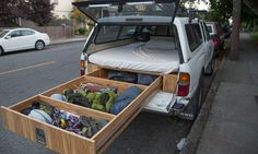 This DIY Adventure Truck Is A Must-Have For Any Traveler.