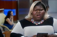 "Gabourey Sidibe Had The Perfect Response After Being Fat-Shamed Over Her ""Empire"" Love Scene"