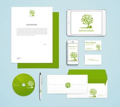 Logo & Brand Identity for a freelance dietitian/nutritionist based in Mumbai, India.