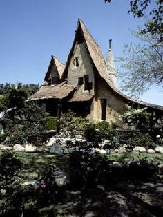 The Famous Beverly Hills Witch House
