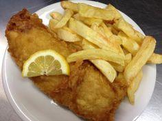 Hollowgate Fish & Chips in Holmfirth - Holmfirth Chippy #fishandchips #fishchips #british #chips #chipshop #yorkshire #yorkshireday #holmfirth #travel #visit #trip #food