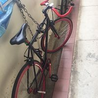 harris fixie black / red For Sale | Fixies | Singapore Marketplace | Togoparts.com