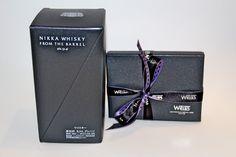 Duo Whisky et chocolat noir by Weiss Saint-Étienne ! Spécial fête des Pères...