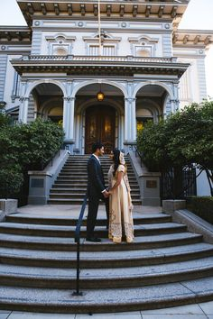 Nabeel + Fariah (Historic Crocker) Kait Miller Photography