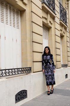 Editorial fotografado em Paris por Renato Milani - Look Alaïa