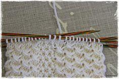 Suvikumpu: Nappivarsisukat - ohje Wool Socks, Knitting Socks, Clothes Hanger, Friendship Bracelets, Knit Socks, Coat Hanger, Woolen Socks, Clothes Hangers, Clothing Racks