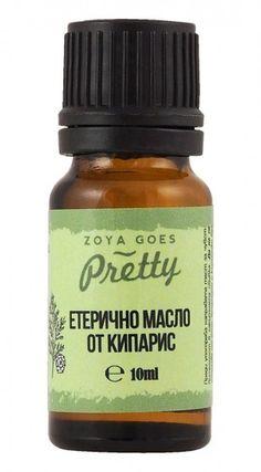 Зоя.БГ - Етерично масло от кипарис - 10 мл Coconut Oil, Jar, Pretty, Food, Essen, Meals, Yemek, Jars, Eten