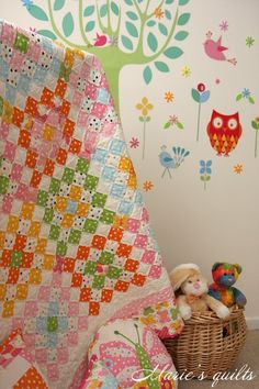 Marie's quilts: Фруктовый мармеладu