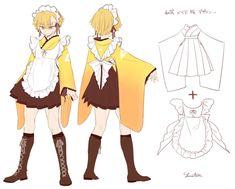 Maid Outfit Anime, Anime Maid, Anime Angel, Anime Demon, Manga Anime, Anime Art Girl, Anime Guys, Hee Man, Slayer Meme