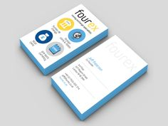 Fourex branding | ifour design agency kent