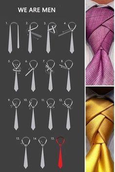 Interesting knot.....