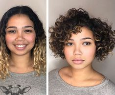 What is the Rezo Cut? The Woman Behind The Cutting Technique Short Curly Haircuts, Curly Hair Cuts, Pixie Hairstyles, Short Hair Cuts, Curly Hair Styles, Natural Hair Styles, Wedding Hairstyles, Curly Short, Casual Hairstyles