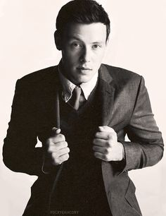 Cory Monteith = Runner-Up for Potential Celebrity Husband :P He's so adorably awkward! Lea And Cory, Finn Hudson, Glee Cast, Cory Monteith, Logan Lerman, Papi, Thats The Way, Man Crush, Sexy Men