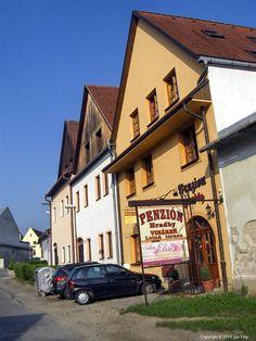 Slovakia, Kežmarok - Craftsman houses