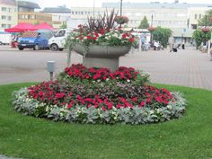 Beauty&History OLD TOWN. Flower, park, harbour....