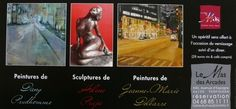 Vernissage et exposition au Mas des Arcades à Perpignan