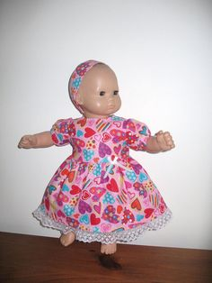 Doll Clothes for Bitty Baby or Bitty Twin by roseysdolltreasures
