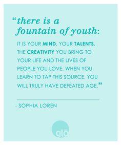 Quotes We Love: Sophia Loren