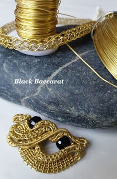 Black Baccarat Jewellery Jewellery Making, Collar Necklace, Pendant Jewelry, Collars, Gold Rings, Pendants, Necklaces, Glass, How To Make