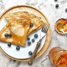 Ciasto w 5 minut, czyli banoffee pie - Primi Piatti Banoffee Pie, Pancakes, Food And Drink, Banana, Breakfast, Ethnic Recipes, Soda, Morning Coffee, Beverage