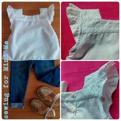 sewing for Mini Me: * Project Run & Play: May challenge