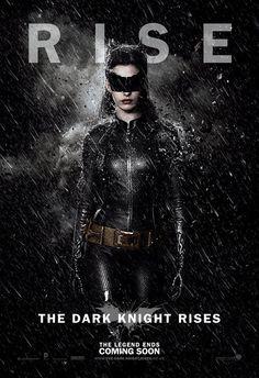 Il cavaliere oscuro - Il ritorno - Catwoman