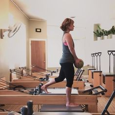 Well hello Friday and friends . It's time to play #passthepilatesball with one of my favorite addition