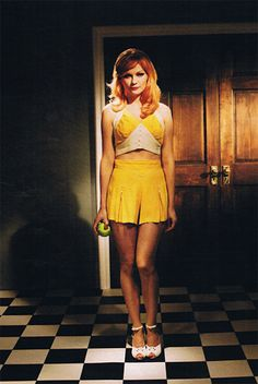 The Clothes Horse: Style Crush: Kirsten Dunst