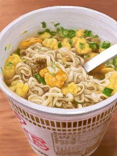 Noodle cup