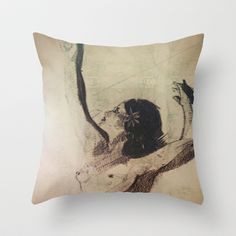 Wildest Moments  Throw Pillow by Galvanise The Dog - $20.00