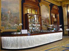 Casino Monte Carlo. Bling bar.