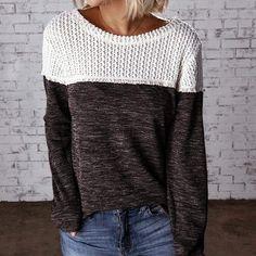 RRINSINS Mens Geometric Print Long Sleeve Stylish Slim Knitwear Pullover Sweater