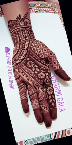 Front Mehndi Design, Latest Bridal Mehndi Designs, Mehndi Designs 2018, Mehndi Designs For Girls, Mehndi Designs For Beginners, Modern Mehndi Designs, Mehndi Design Photos, Wedding Mehndi Designs, Palm Mehndi Design