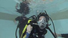 Scuba diving as therapy