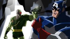 Avengers: Earth's Mightiest Heroes Artwork Shows a Deeper Dive into the Marvel Universe - What's A Geek Comic Book Publishers, Comic Book Artists, Character Concept, Concept Art, Character Design, Marvel Fight, Avengers Earth's Mightiest Heroes, Famous Cartoons, New Avengers