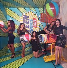 TEEN CHOICE AWARDS 2014/ Fifth Harmony