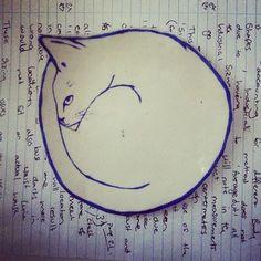 ooh voor in de living op de tafel in het groot! - Cat Dish from @moxiethrift on etsy Goren