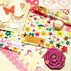Creative Creations by Andrea Gomoll | Old Passion rediscovered … the joy of creative snailmail | http://andrea-gomoll.de