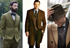 A Man's Guide to Fashion at the Cheltenham... | MenStyle1- Men's Style Blog