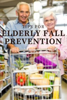 If you are a caregiver for someone elderly, you likely worry about falls. Here are some tips for preventing falls and giving you some peace of mind.