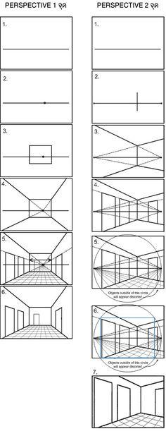 perspektive h user malen pinterest perspektive fluchtpunktperspektive und zeichnen. Black Bedroom Furniture Sets. Home Design Ideas
