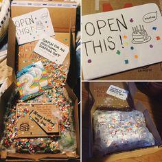 Boyfriend Present, Birthday Surprises, Surprise Gifts For Boyfriend ...