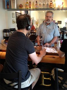 OverServed Podcast : Episode Three : Nick Quint : Yahara Bay Distillers